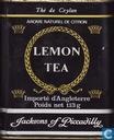Blikken en trommels - Jacksons of Piccadilly - Lemon