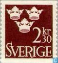 Postzegels - Zweden [SWE] - 3 kronen