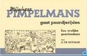 Bandes dessinées - Mijnheer Pimpelmans - Mijnheer Pimpelmans gaat paardjerijden