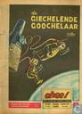 Comic Books - Ketje en Co. - De giechelende goochelaar