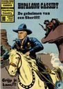 Comic Books - White Indian - De geheimen van een Sheriff!!