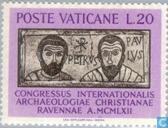 Postzegels - Vaticaanstad - Christelijke Archeologie