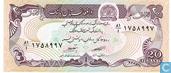 Banknoten  - Afghanistan - 1979 Issue - Afghanistan 20 Afghanis 1979 (Variante 1)