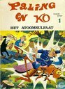 Comic Books - Mort & Phil - Het atoomsulfaat