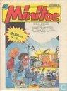 Bandes dessinées - Minitoe  (tijdschrift) - 1990 nummer  21
