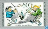 Postzegels - Berlijn - Max und Moritz