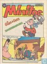 Strips - Minitoe  (tijdschrift) - 1990 nummer  22