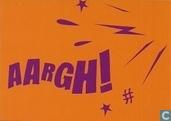 "S001322 - Sport Blessure vrij ""Aargh!"""