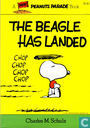 Bandes dessinées - Peanuts - The Beagle has landed