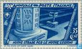 Postage Stamps - Italy [ITA] - Fascist government 10 years