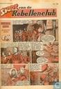 Comic Books - Sjors van de Rebellenclub (magazine) - 1957 nummer  23