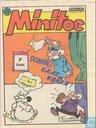 Bandes dessinées - Minitoe  (tijdschrift) - 1990 nummer  23