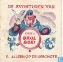 Bandes dessinées - Kapitein Brul Boei - Alleen op de ijsschots