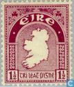 Postzegels - Ierland - Ierse symbolen