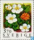 Timbres-poste - Suède [SWE] - Fleurs