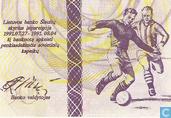 Banknotes - Sportgames 27 juli - 4 augustus 1991 - Lithuania 50 Centaurμ