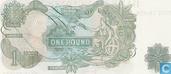Bankbiljetten - Bank of England - Ver. Koninkrijk 1 Pound