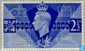 Postage Stamps - Great Britain [GBR] - Anniversary of Victory