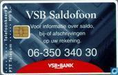 VSB Saldolijn