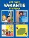 Het dikke vakantie stripboek