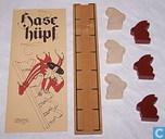 Board games - Hase hüpf - Hase hüpf