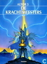 Comics - Altor - De krachtmeesters