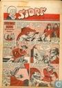 Bandes dessinées - Sjors van de Rebellenclub (tijdschrift) - 1958 nummer  7