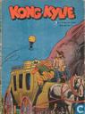 Bandes dessinées - Kong Kylie (tijdschrift) (Deens) - 1955 nummer 6