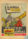 Comic Books - Cherry Brandy - Paniek in het circus