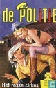 Bandes dessinées - Politie, De [Byblos/Schorpioen] - Het rosse cirkus