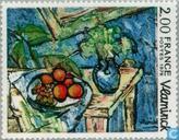Postzegels - Frankrijk [FRA] - Schilderij Maurice de Vlaminck