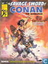 Bandes dessinées - Conan - The Savage Sword of Conan the Barbarian 8