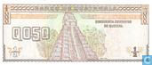 Banknotes - Banco de Guatemala - Guatemala 0.50 Centavos