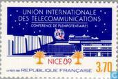 Postage Stamps - France [FRA] - ITU Congress