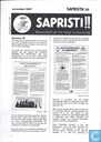 Comics - Sapristi!! (Illustrierte) - 50, november 2007