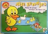 Board games - Alle Eendjes - Alle Eendjes