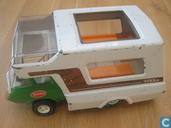Modelauto's  - Tonka - Camper