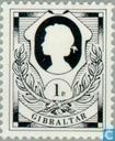 Timbres-poste - Gibraltar - La Reine Elizabeth II