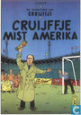 Cartes postales - Tintin - De Avonturen van Cruijffje : Cruijffje mist Amerika