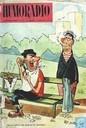 Strips - Humoradio (tijdschrift) - Nummer  606