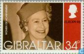 Postage Stamps - Gibraltar - Europe – Famous Women