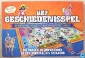 Board games - Geschiedenisspel - Het Geschiedenisspel