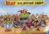 Asterix kalender 1989