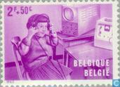 Postzegels - België [BEL] - Gehandicapte kinderen