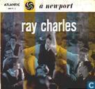 Platen en CD's - Robinson, Ray Charles - Ray Charles A Newport