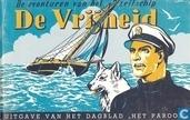 """Bandes dessinées - Capitaine Rob - De avonturen van het zeilschip """"De vrijheid"""""""