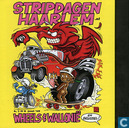 Comics - Stripdagen Haarlem - Wallonië en Brussel: hoofdrol op de Stripdagen Haarlem 2008