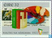 Timbres-poste - Irlande - 75 ans Republic of