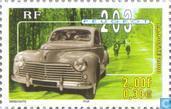 Postage Stamps - France [FRA] - Ancient cars