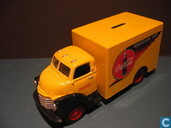 Model cars - ERTL - Coke Brand Bank Delivery